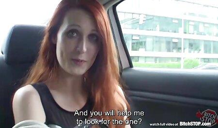 nerdige Latina wie eine Schlampe vor kostenlos sex clip der Kamera behandelt